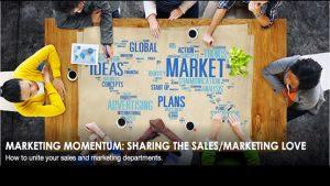 6-10-16 Sales Marketing Love