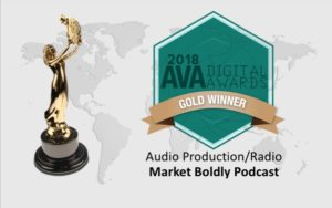 2018 AVA Digital Awards bug